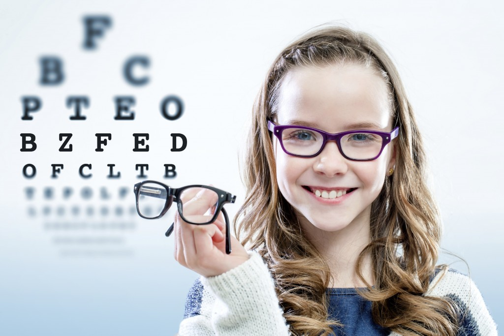 Common questions about children's eye care